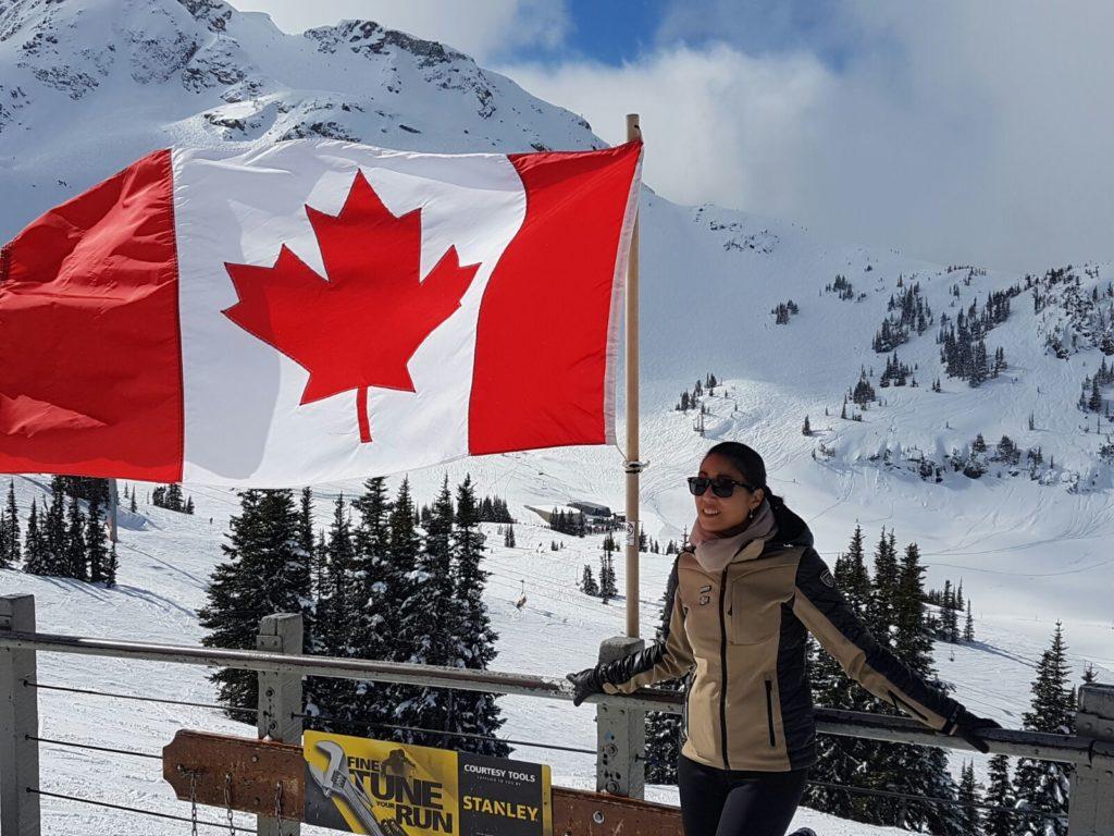 Whistler in Canada is het grootste skigebied van Noord Amerika en ideaal wintersportgebied voor families met kinderen
