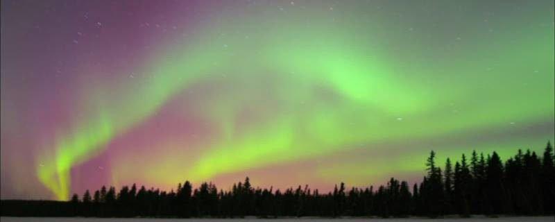 Noorderlicht, óók te zien in Alberta in Canada!-1560514436