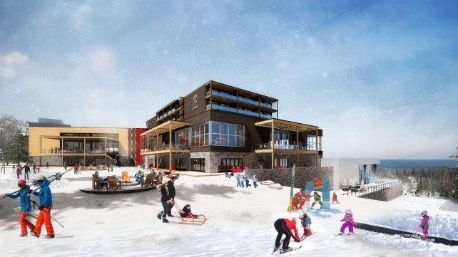 Club Med Resort Quebec Charlevoix