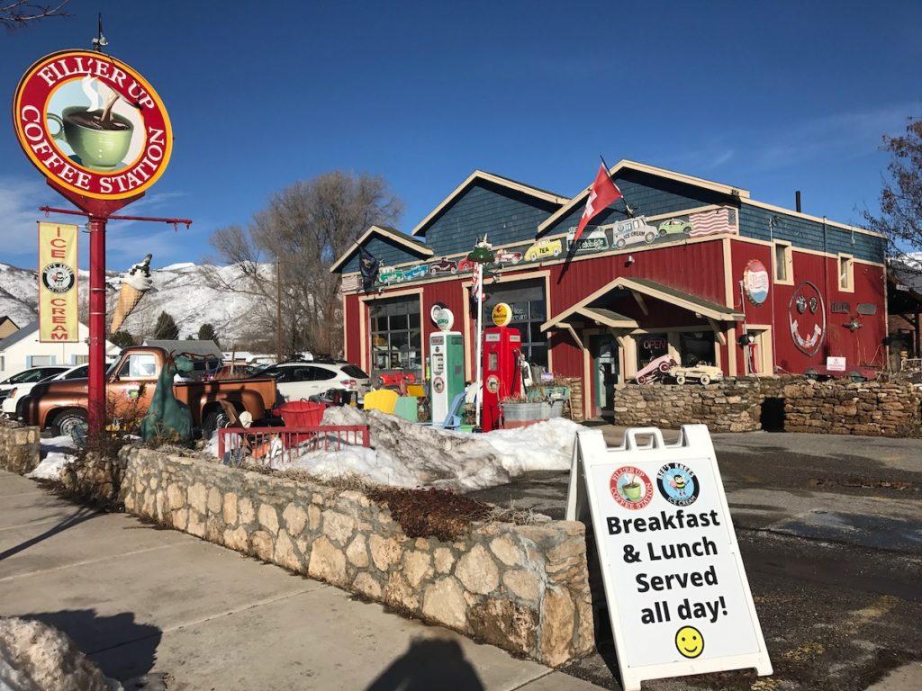 Blog Wintersport Canada Amerika: Tip 1: Ontbijt buiten de deur