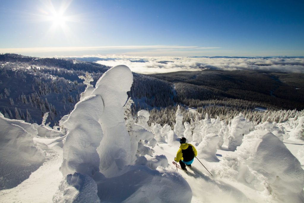 Na Sun Peaks is het tijd om op je skisafari door te reizen naar het kleurrijke dorp Silver Star.