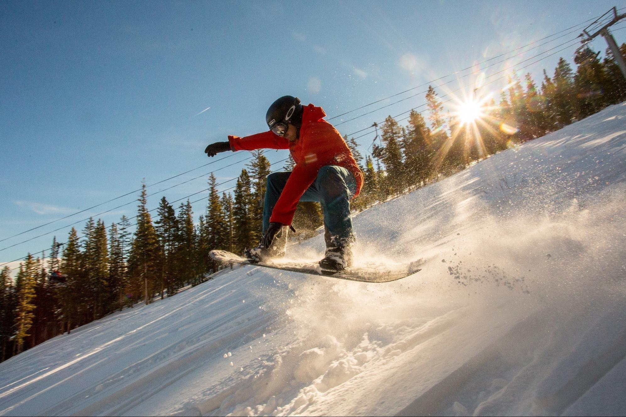 Aspen Snowmass snowboard huren