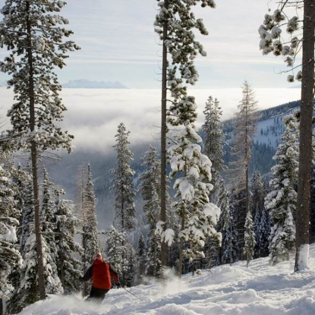 Wintersport Canada Amerika Kimberley 1x1