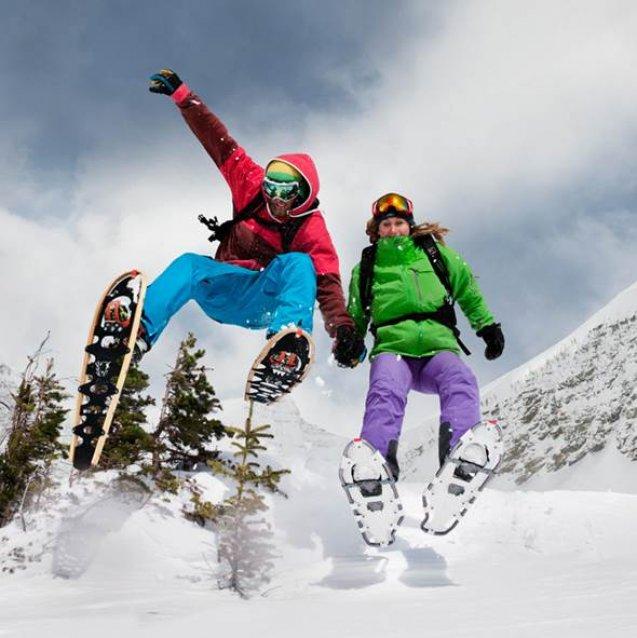 Wintersport Canada Amerika Lake Louise 1x1