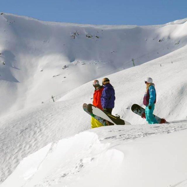 Wintersport Canada Amerika Jasper 1x1