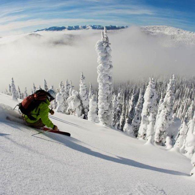 Wintersport Canada Amerika Whitewater 1x1