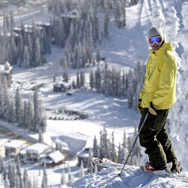 Wintersport Canada Amerika SilverStar 1x1