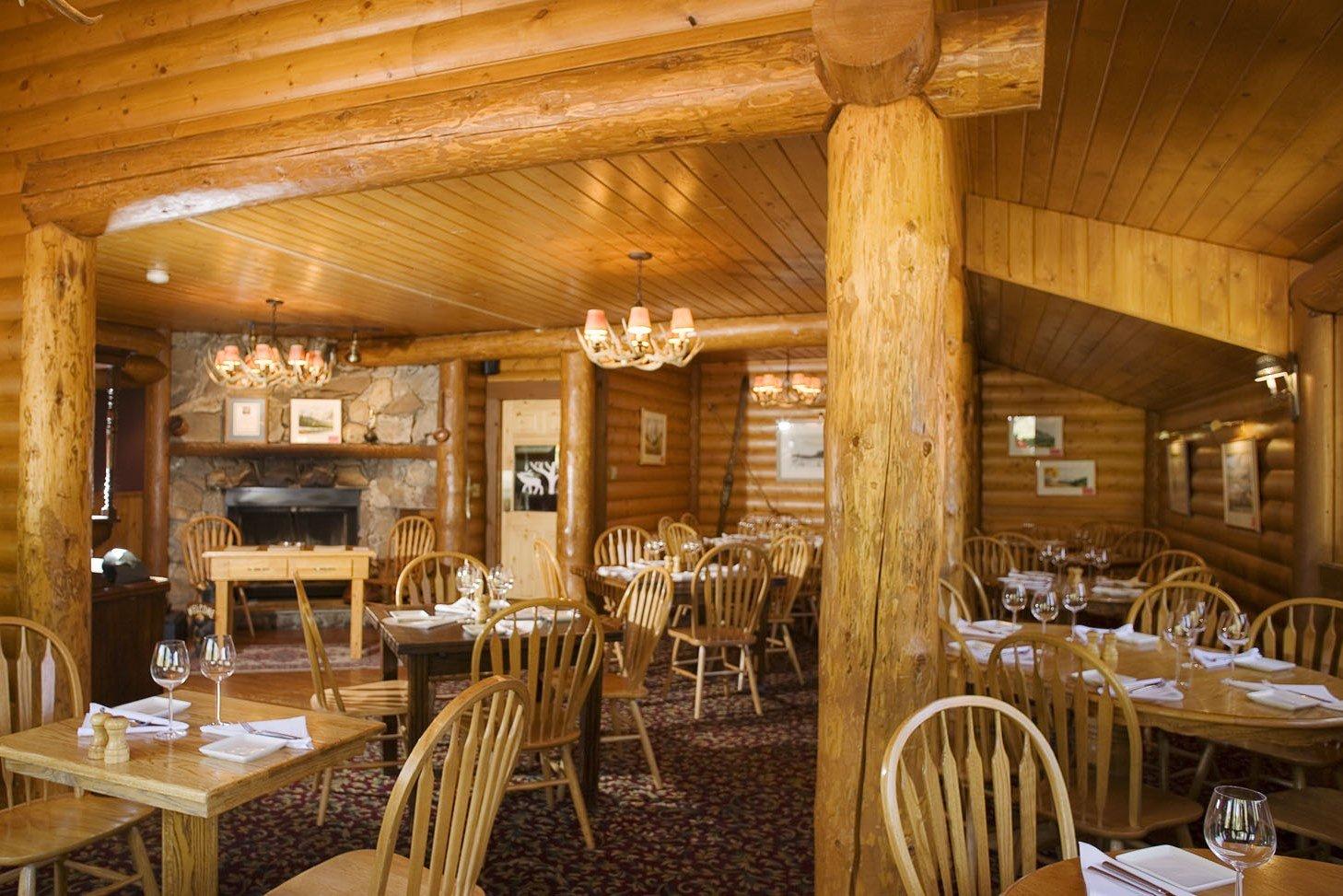 Lake Louise - Baker creek chalets dining room.jpeg