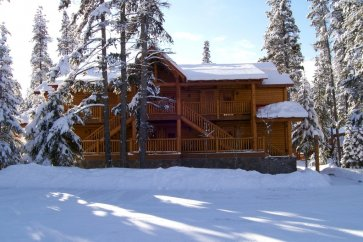 Lake Louise - Baker creek chalets exterior.jpeg