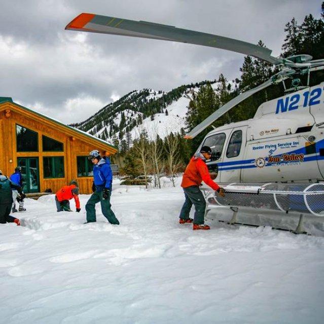 Wintersport Canada Amerika Sun Valley 1x1