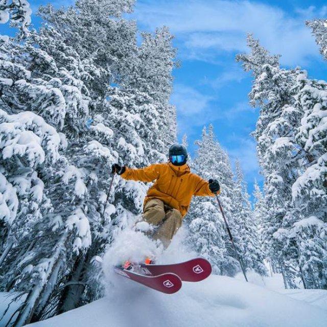 Wintersport Canada Amerika Winter Park 1x1