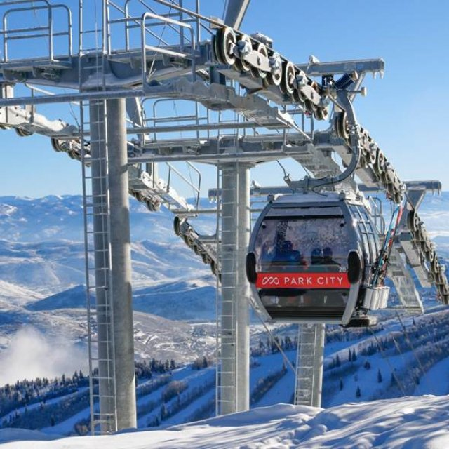 Wintersport Canada Amerika Park City 1x1