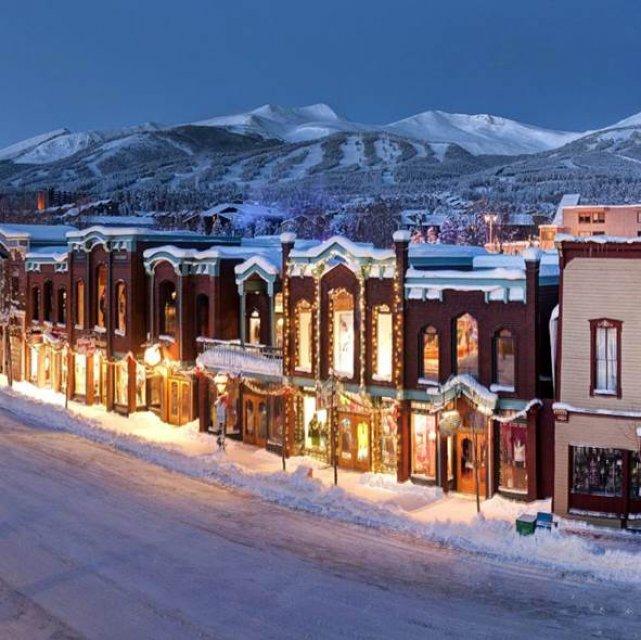 Wintersport Canada Amerika Breckenridge 1x1