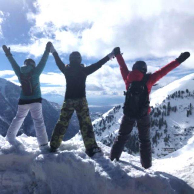 Wintersport Canada Amerika Sundance 1x1