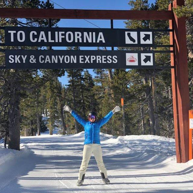 Wintersport Canada Amerika Heavenly 1x1