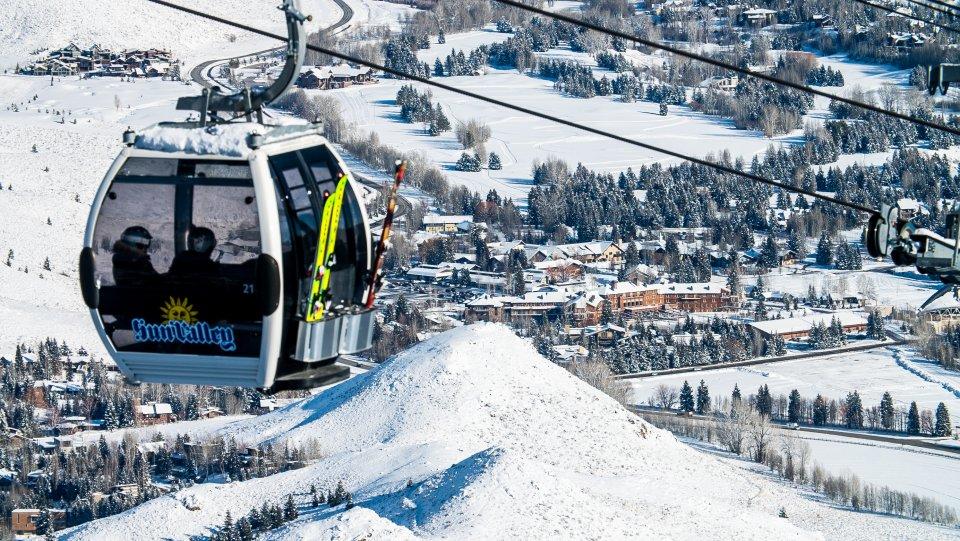 Sun Valley gondola