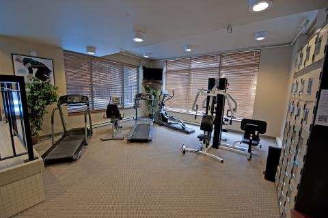 Big White - The Stonebridge Lodge fitness