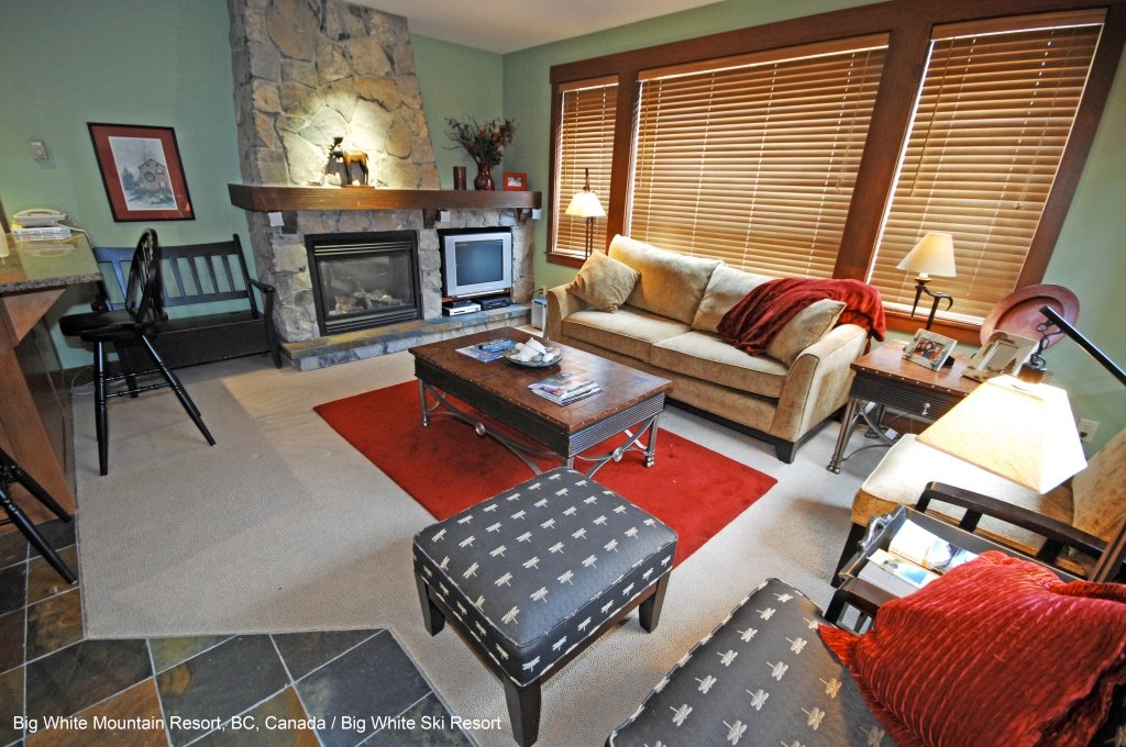 Big White - The Stonebridge Lodge 2 bedroom