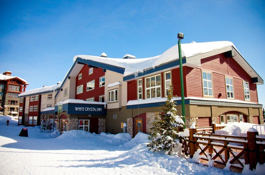 Big White - White Crystal Inn exterior