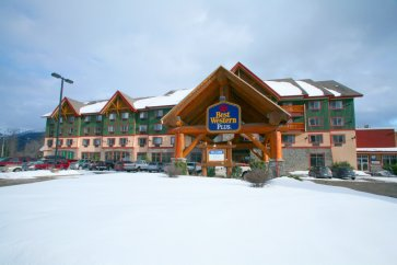 Fernie - Best Western Mountain Plus exterior
