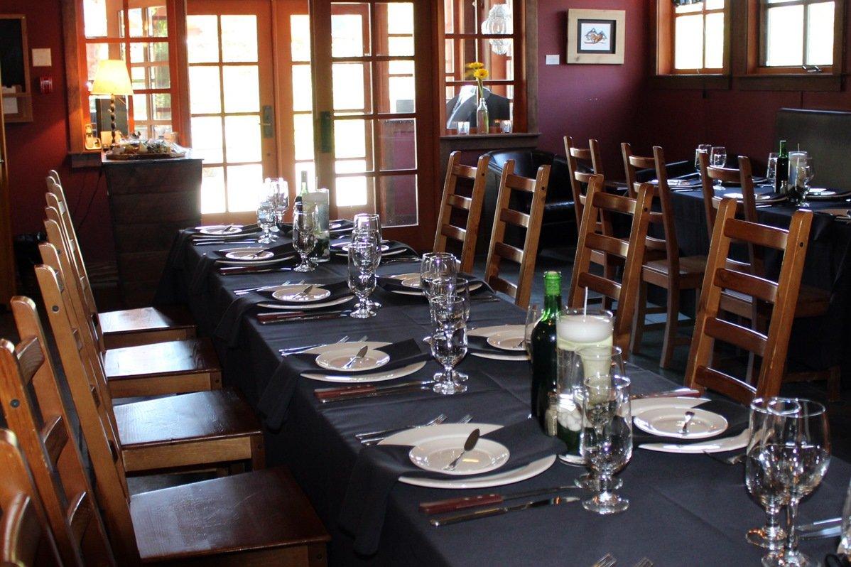 Kicking Horse – Copper Horse Lodge restaurant