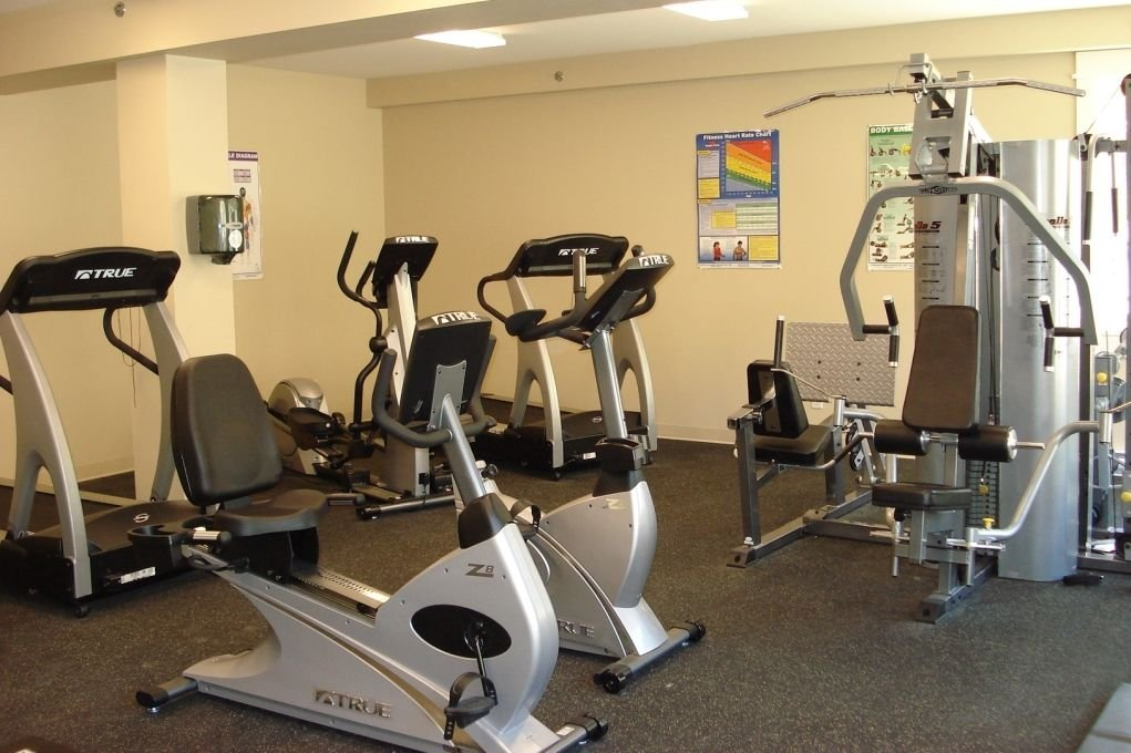 Silver Star - Snowbird Lodge gym