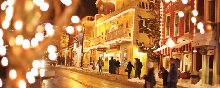 Het grootste skigebied van Amerika is Park City Mountain, Hier vindt ook het jaarlijkse Sundance filmfestival plaats.