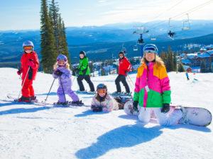 Wintersport in Canada of Amerika, leer de skitermen die specifiek zijn voor je skivakantie zoals Bunny slope