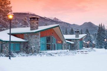 Jasper - Fairmont jasper park lodge lodge exterior