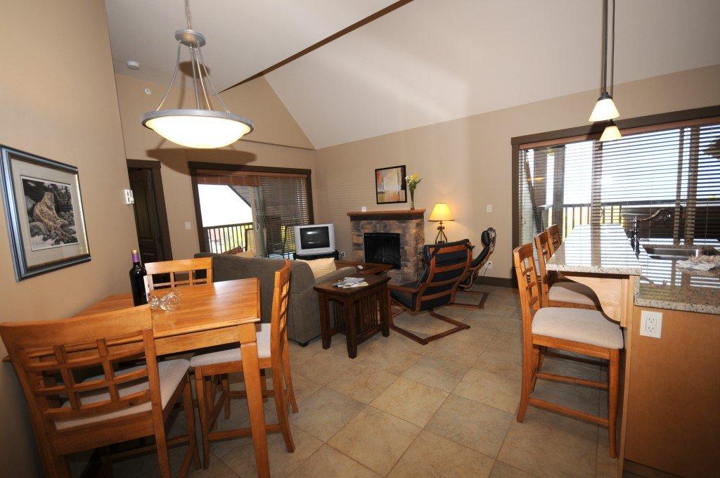 Kicking Horse - Palliser lodge 1 bedroom suite