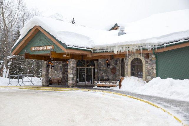 Lake Louise - Lake louise inn exterior.jpeg