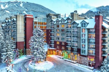Whistler - Hilton Whistler Resort & Spa exterior