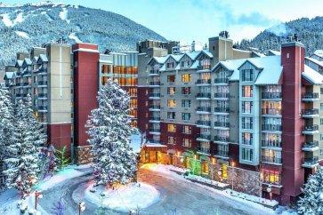 Whistler - Hilton Whistler Resort & Spa exterior