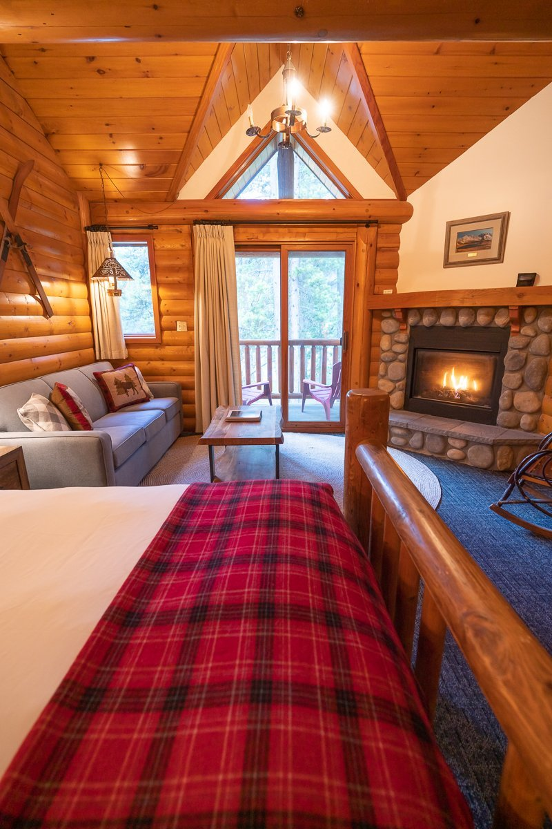 Lake Louise - Baker creek chalets 2 bedroom family chalet.jpeg
