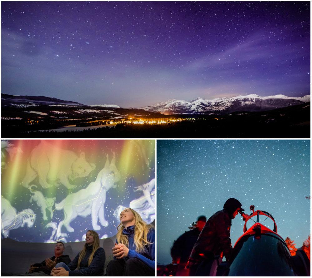 Jasper is 's werelds op een na grootste Dark Sky Preserve.