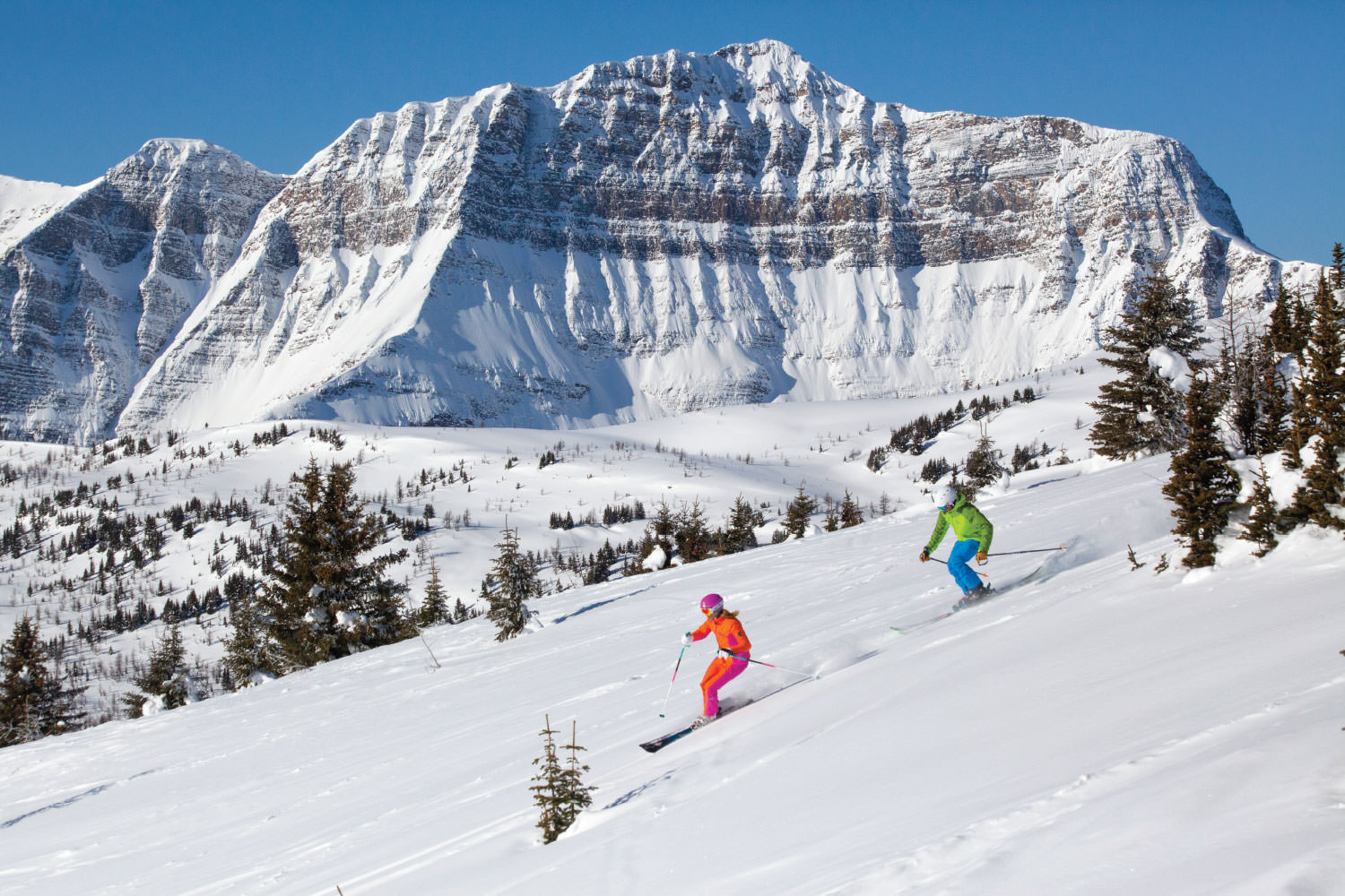 Skisafari Ski Big 3: Banff en Lake Louise in 1 vakantie