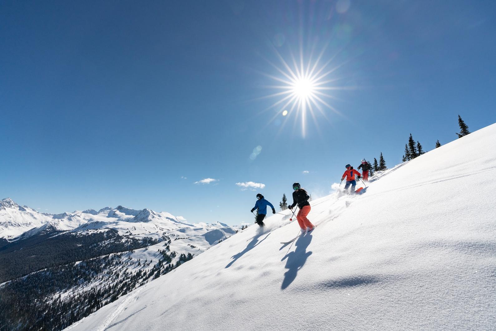 Gratis naar Whistler Canada met Wintersport Canada Amerika