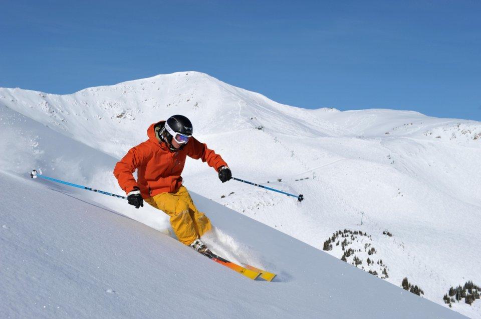 Marmot Basin skigebied