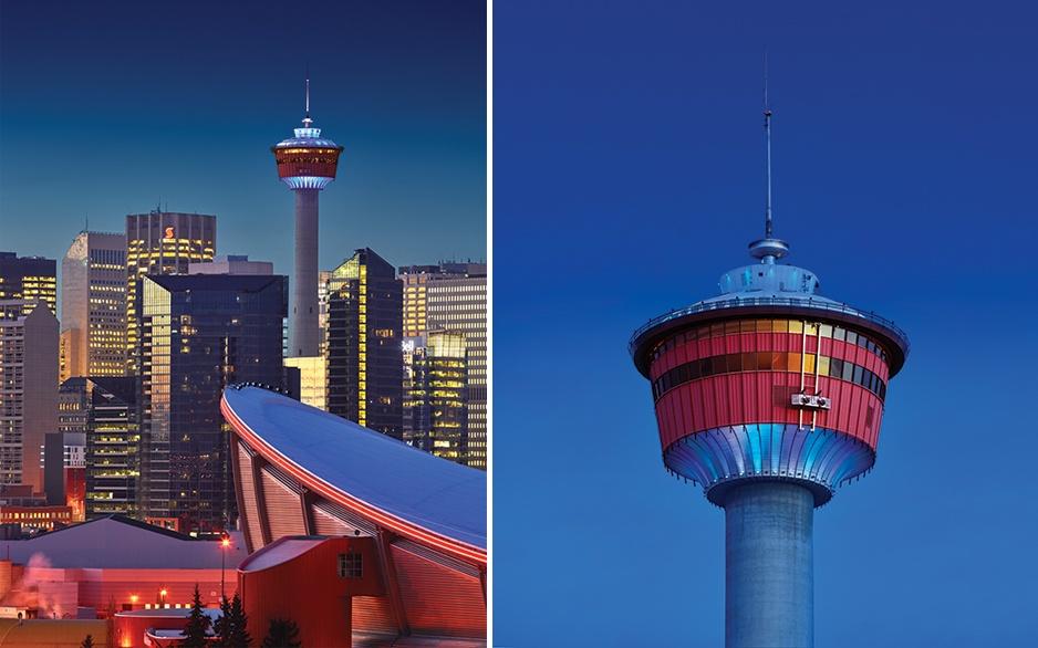 Air Canada vliegt rechtstreeks naar Calgary, boek je wintervakantie naar de Skibig3 bij Wintersport Canada Amerika