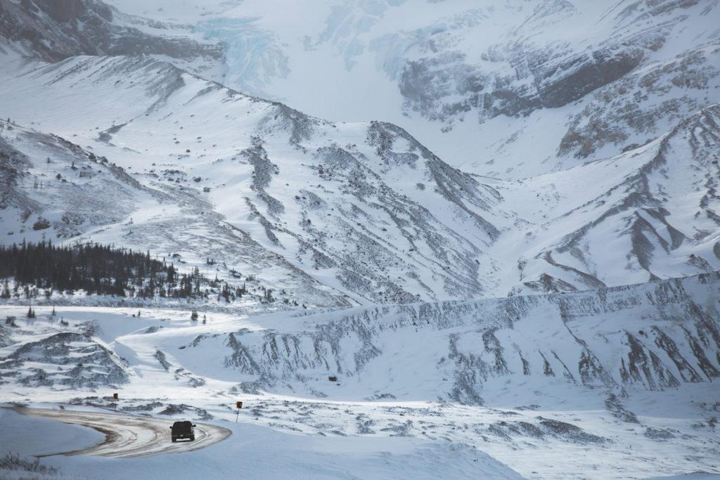 Voor de nationale parken in Alberta heb je een toegangspas nodig. Deze kun je online van tevoren aanschaffen