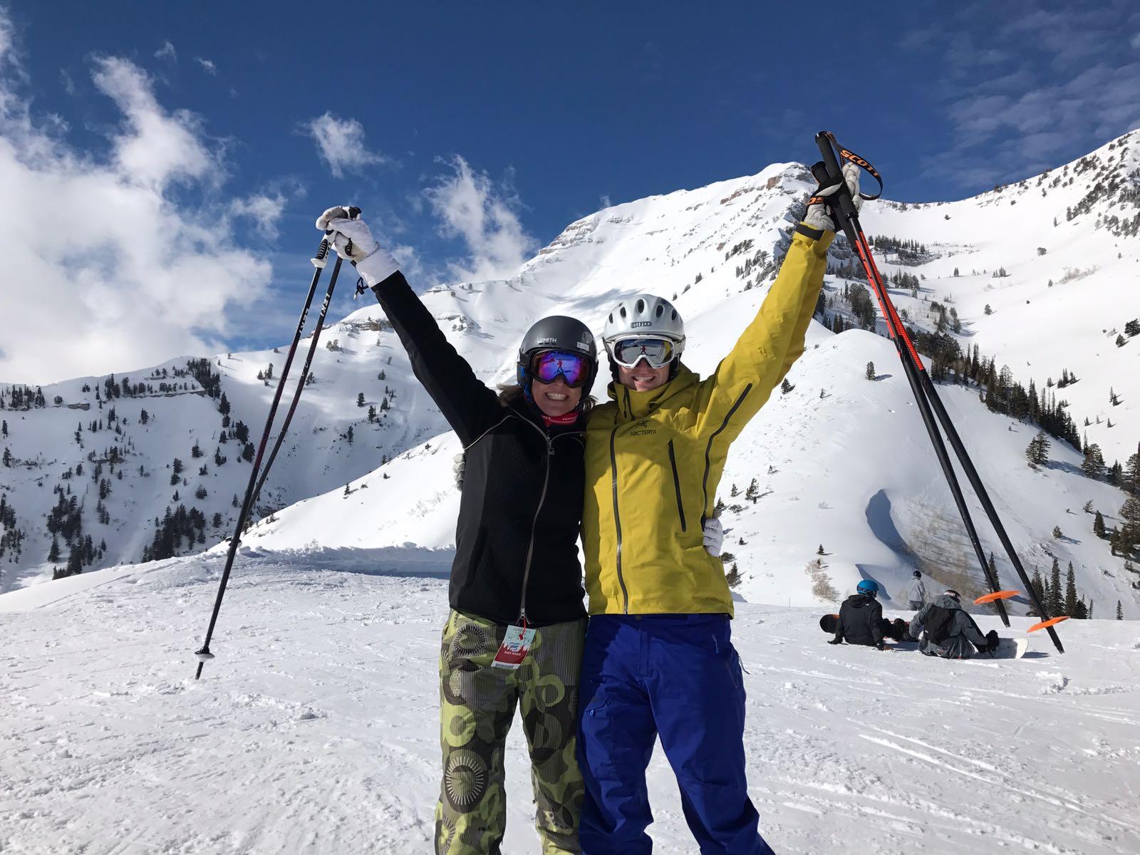 Het prachtige ski dorp Sundance in Utah is de thuisbasis van de Amerikaanse acteur Robert Redford