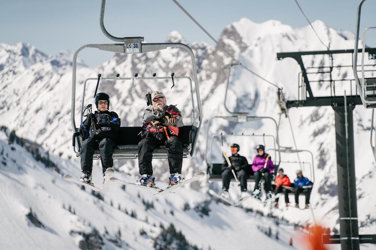 De IKON skipas geeft je ongelimiteerd toegang tot het skigebied van Solitude en maximaal 5 dagen in de andere genoemde skigebieden.
