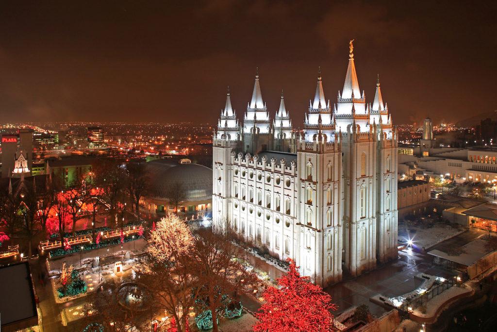 Voordat je de poeder pistes in Park City Moutain gaat betreden, ontdek eerst Salt Lake City in Utah Amerika