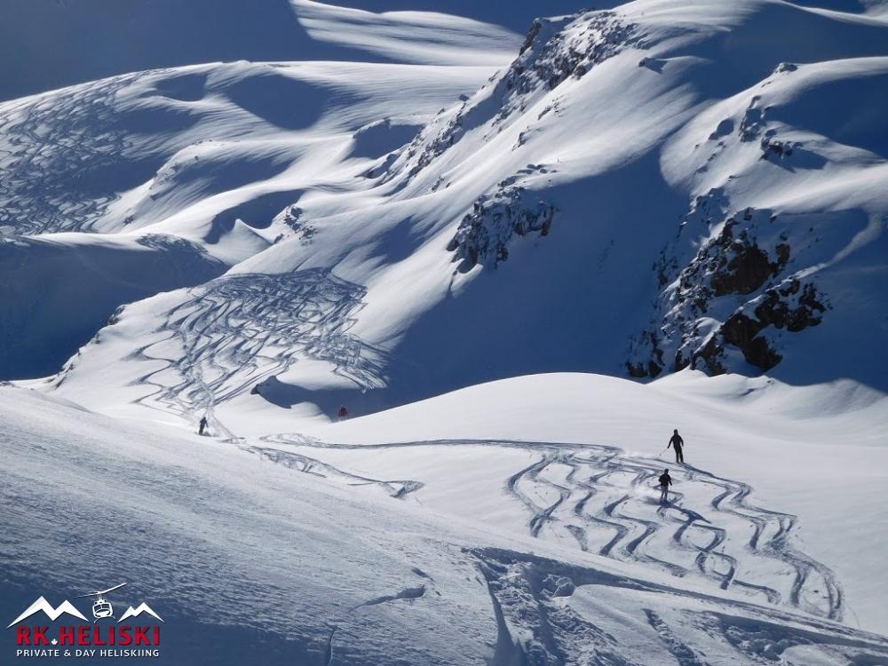 Heliskiën is zeker niet alleen voor vergevorderde skiers of boarders. Doe de quiz op wintersportcanadaamerika.nl