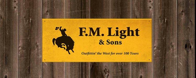 Cowboywinkel F.M. Light in Steamboat Springs