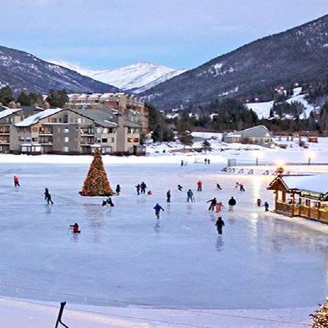 Wintersport Canada Amerika Keystone 1x1