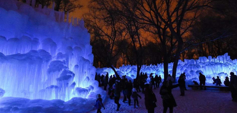 Edmonton bezoeken tijdens je wintersportvakantie
