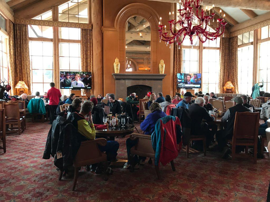Blog Wintersport Canada Amerika: Tips voor eten en drinken: wait to be seated, vraag een doggie bag, geef fooi!