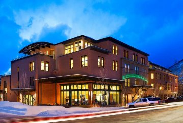 Aspen - Limelight Hotel exterieur