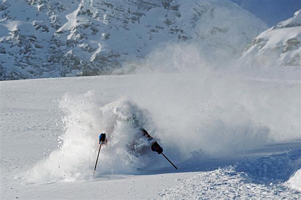 Wintersport in Canada of Amerika, leer de skitermen die specifiek zijn voor je skivakantie zoals Champagne powder
